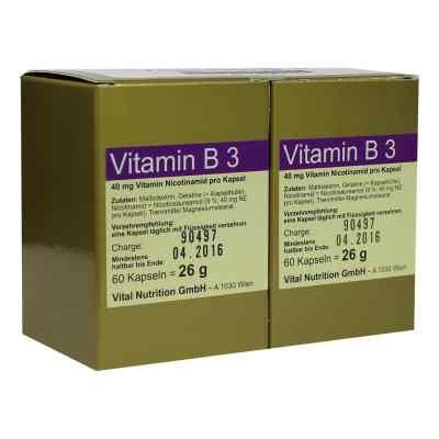 Vitamin B3 Kapseln  bei apo-discounter.de bestellen