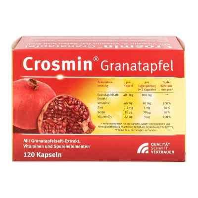 Crosmin Granatapfel Kapseln  bei apo-discounter.de bestellen