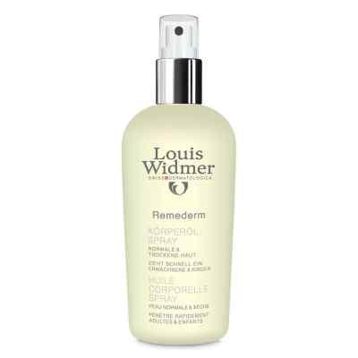 Widmer Remederm Körperöl Spray leicht parfüm.  bei apo-discounter.de bestellen