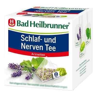 Bad Heilbrunner Tee Schlaf- und Nerven Pyram.btl.  bei apo-discounter.de bestellen