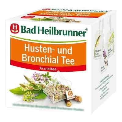 Bad Heilbrunner Tee Husten und Bronchial Filterbtl