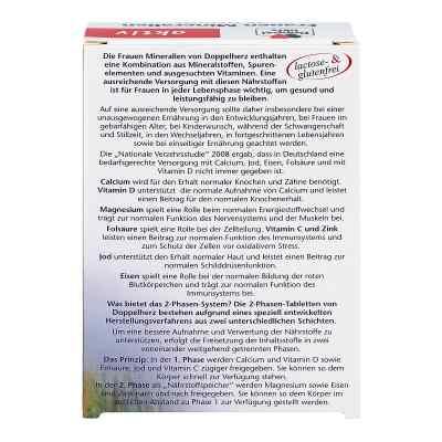 Doppelherz Frauen Mineralien Depot Tabletten  bei apo-discounter.de bestellen