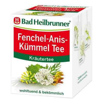 Bad Heilbrunner Tee Fenchel Anis Kümmel Filterbtl