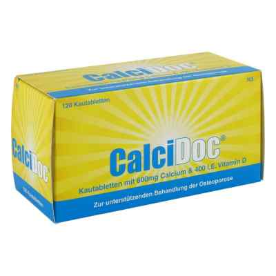 Calcidoc Kautabletten