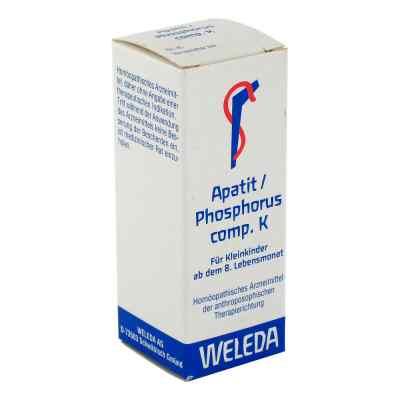 Apatit /phosphorus Comp. K Dilution  bei apo-discounter.de bestellen