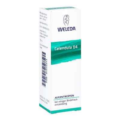 Calendula Augentropfen D 4