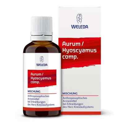 Aurum/hyoscyamus compositus  Dilution  bei apo-discounter.de bestellen