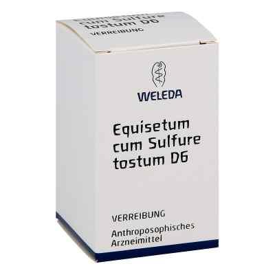 Equisetum Cum Sulf. Tost. D6 Trituration  bei apo-discounter.de bestellen