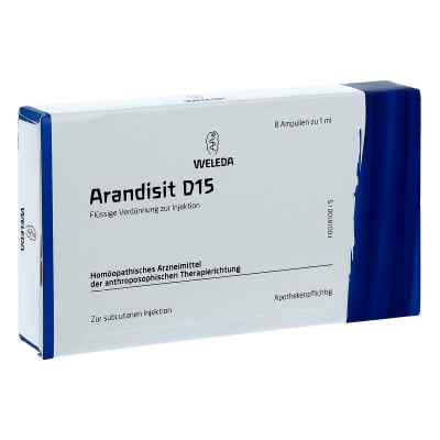 Arandisit D15 Ampullen  bei apo-discounter.de bestellen