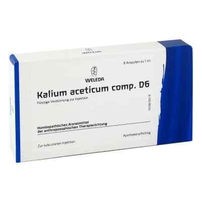 Kalium Acetic. Comp. D6 Ampullen  bei apo-discounter.de bestellen