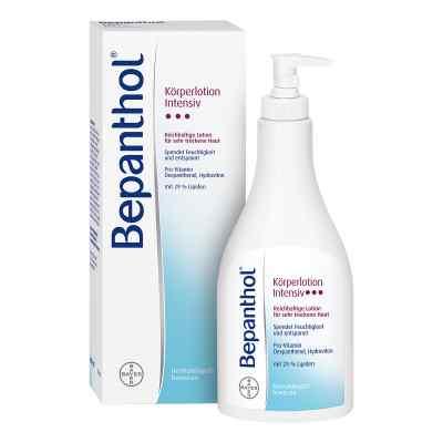 Bepanthol Intensiv Körperlotion Spenderflasche