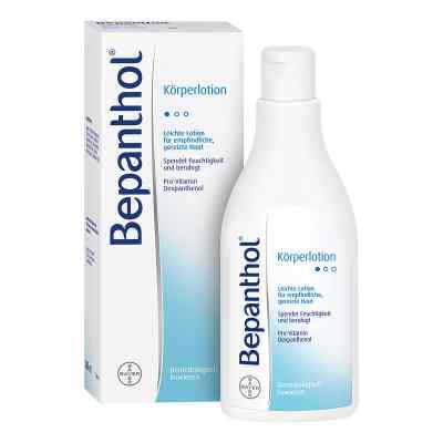 Bepanthol Körperlotion Flasche