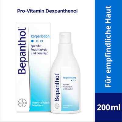 Bepanthol Körperlotion Flasche  bei apo-discounter.de bestellen