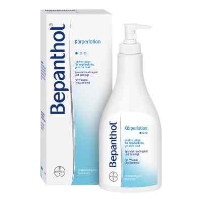 Bepanthol Körperlotion Spenderflasche  bei apo-discounter.de bestellen