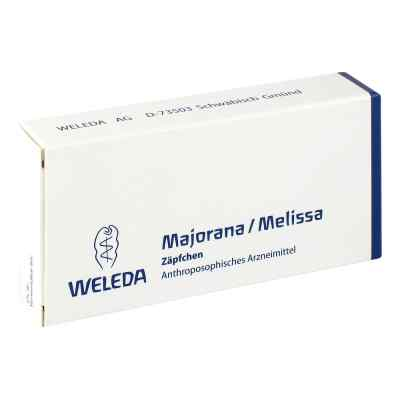 Majorana/melissa Suppositorien  bei apo-discounter.de bestellen