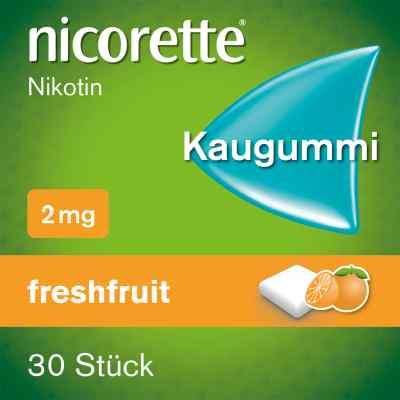 Nicorette 2mg freshfruit  bei apo-discounter.de bestellen