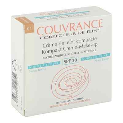 Avene Couvrance Kompakt Make up porz.matt.01 Neu