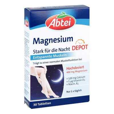 Abtei Magnesium Stark für die Nacht Depot Tabletten   bei apo-discounter.de bestellen