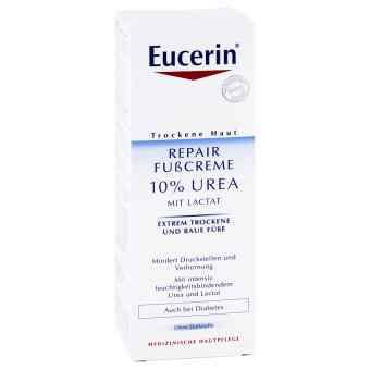 Eucerin Th 10% Urea Fusscreme