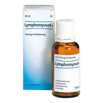 Lymphomyosot N Tropfen  bei apo-discounter.de bestellen