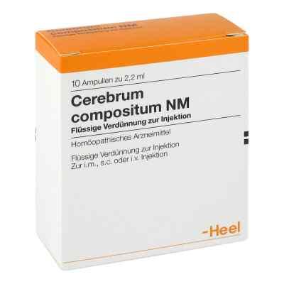 Cerebrum Compositum Nm Ampullen  bei apo-discounter.de bestellen