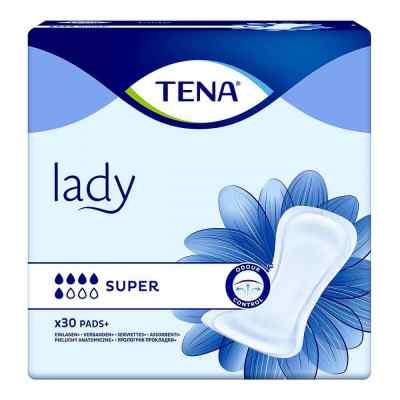 Tena Lady super Einlagen  bei apo-discounter.de bestellen