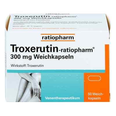 Troxerutin-ratiopharm 300mg  bei apo-discounter.de bestellen