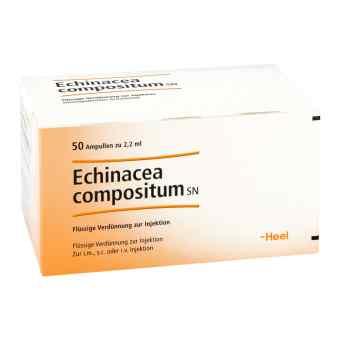 Echinacea Compositum Sn Ampullen  bei apo-discounter.de bestellen