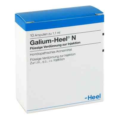 Galium Heel N Ampullen  bei apo-discounter.de bestellen