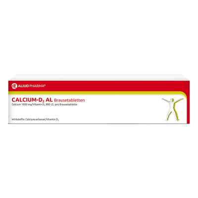 Calcium D3 Al Brausetabletten
