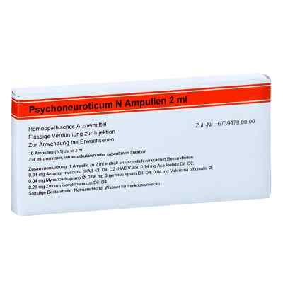 Psychoneuroticum N Ampullen  bei apo-discounter.de bestellen