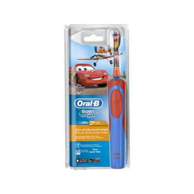 Oral-B Stages Power Kids Elektrische Zahnbürste mit Disneys Cars  bei apo-discounter.de bestellen