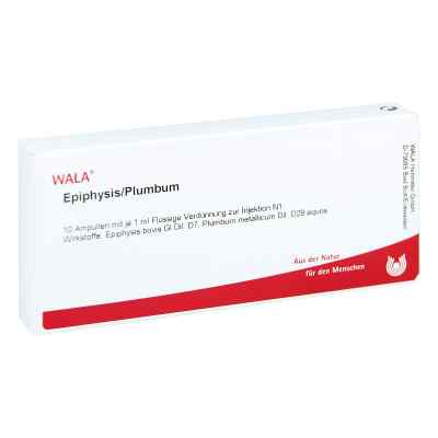 Epiphysis/ Plumbum Ampullen  bei apo-discounter.de bestellen