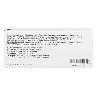 Magnesium Phos. Comp. Ampullen  bei apo-discounter.de bestellen