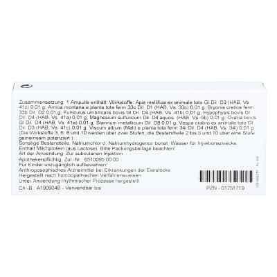 Magnesium Sulfuricum/ Ovaria Comp. Ampullen  bei apo-discounter.de bestellen