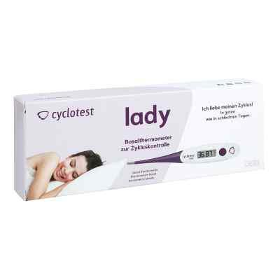 Cyclotest lady Basalthermometer  bei apo-discounter.de bestellen