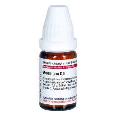 Aconitum D6 Globuli  bei apo-discounter.de bestellen