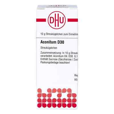 Aconitum D 30 Globuli  bei apo-discounter.de bestellen