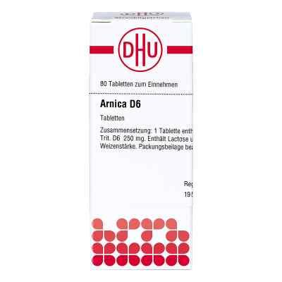 Arnica D6 Tabletten  bei apo-discounter.de bestellen