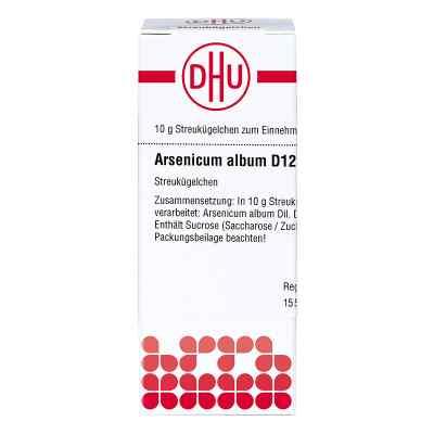 Arsenicum Album D12 Globuli  bei apo-discounter.de bestellen