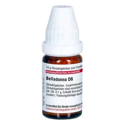 Belladonna D6 Globuli  bei apo-discounter.de bestellen