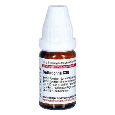 Belladonna C30 Globuli  bei apo-discounter.de bestellen