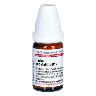 Carbo Vegetabilis D 12 Globuli  bei apo-discounter.de bestellen