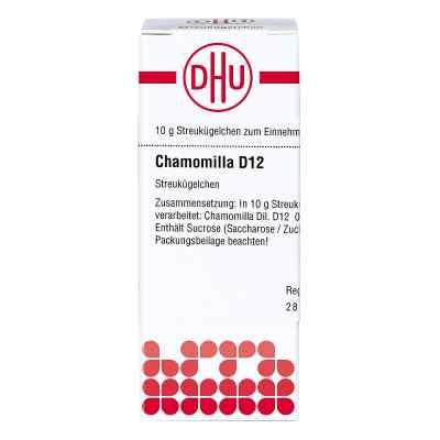 Chamomilla D 12 Globuli  bei apo-discounter.de bestellen