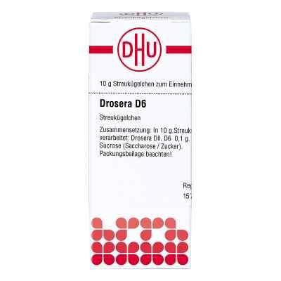 Drosera D6 Globuli  bei apo-discounter.de bestellen