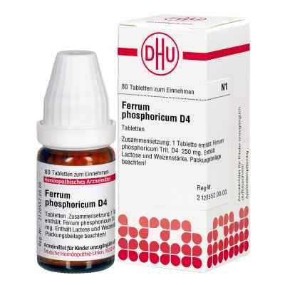 Ferrum Phosphoricum D4 Tabletten  bei apo-discounter.de bestellen
