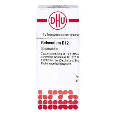 Gelsemium D 12 Globuli  bei apo-discounter.de bestellen