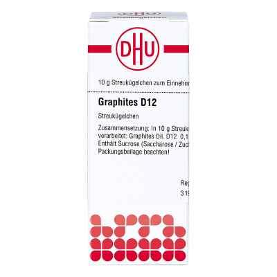 Graphites D 12 Globuli  bei apo-discounter.de bestellen