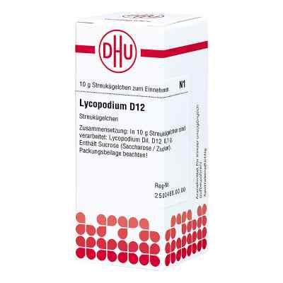 Lycopodium D12 Globuli  bei apo-discounter.de bestellen