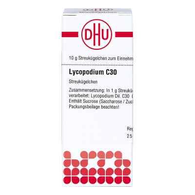 Lycopodium C 30 Globuli  bei apo-discounter.de bestellen